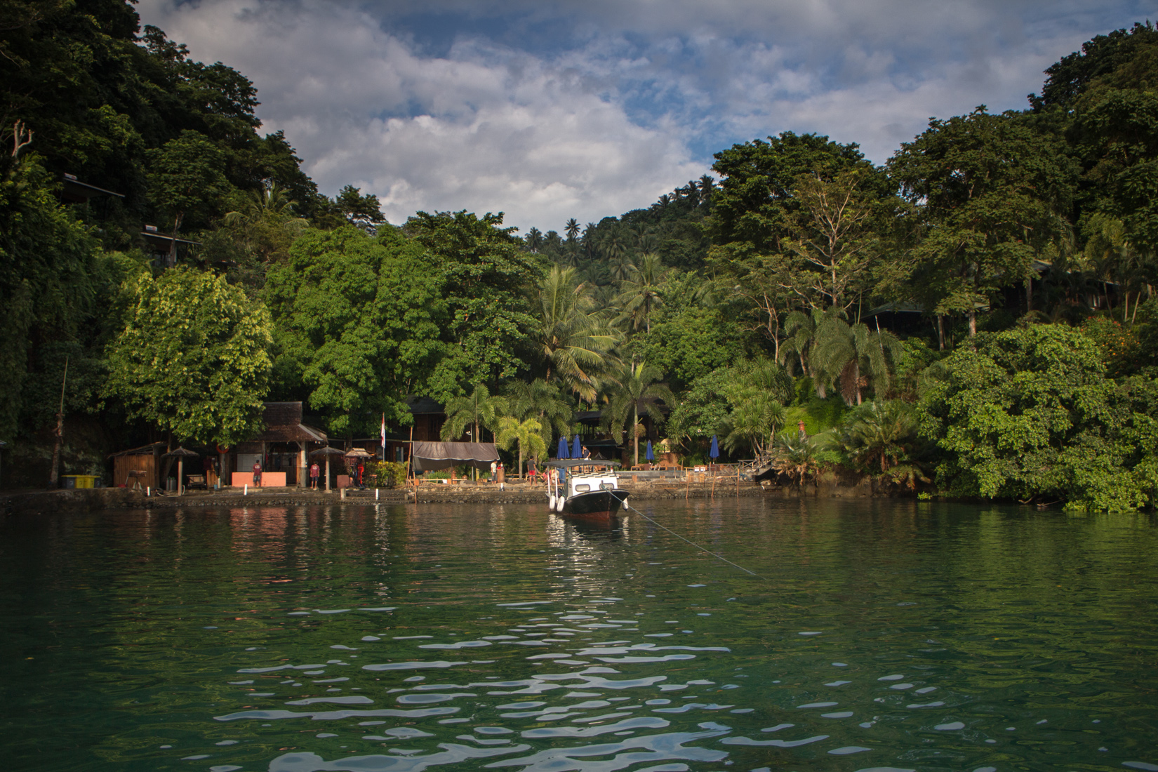 Lembeh Critters Resort